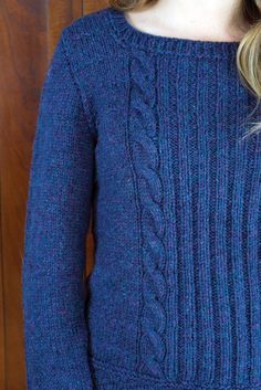 Barcelona Pullover from Love of Knitting Winter 2016 | Knitting Daily