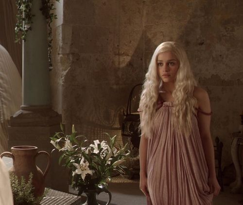 Daenerys Targaryen Staffel 1