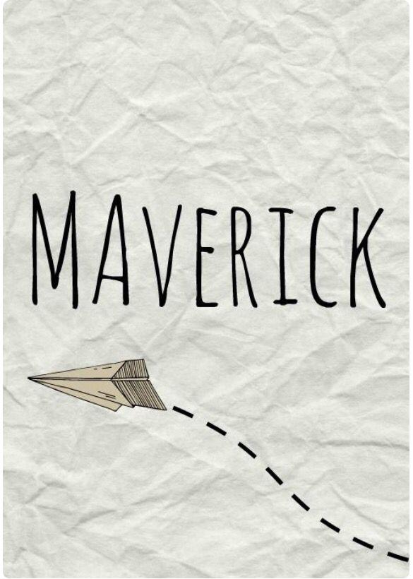 Name. Maverick