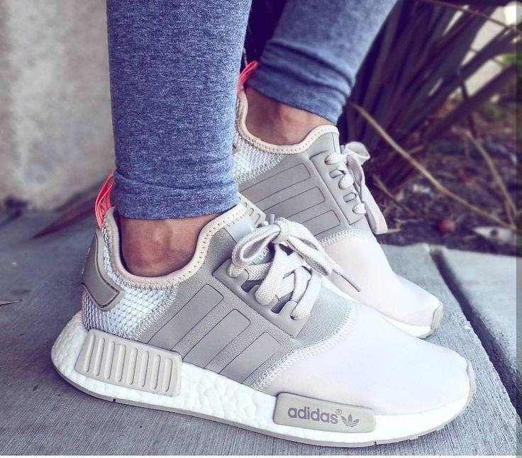 adidas Originals NMD in creme/cream // Foto: praduuhh |Instagram