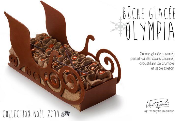Chocolate Bûche