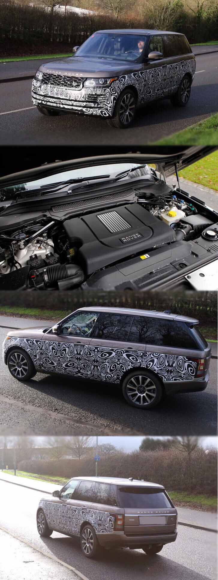Are you ready for the new range rover https www amazon