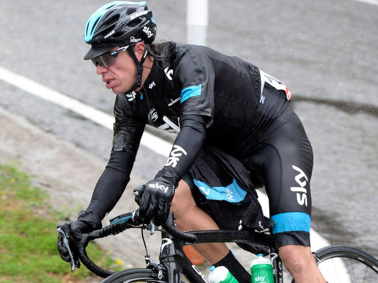 VUELTA A ESPANA STAGE 14 GALLERY Rigoberto Uran and the rest of the peloton donned their rain capes on a treacherous 14th stage