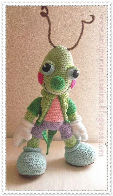 Amigurumi Askina Blog : Look how cute: En Guzel orgulerim Others crochet style ...