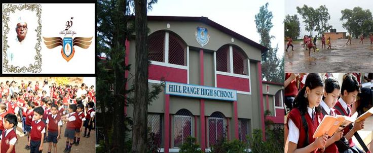 ENGLISH & MARATHI MEDIUM Hill Range is the temple for the student wherein they are guided, instructed and moulded. Boarding and residential school for boys and girls.