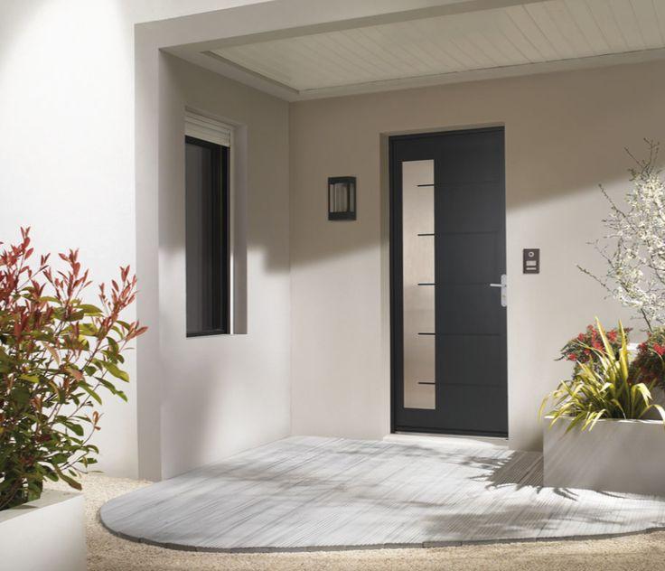 138 best Les portes du0027entrée images on Pinterest Entrance doors