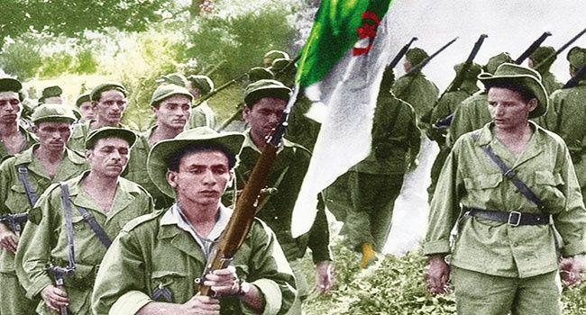La Revolution Algerienne A Ete Menee Par Certains Et Confisquee Par D Autres Guerre D Algerie Revolution Algerien