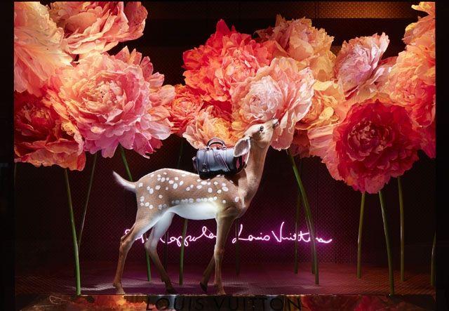 Il mondo fantastico di Faye McLeod Visual Creative Director di Louis Vuitton