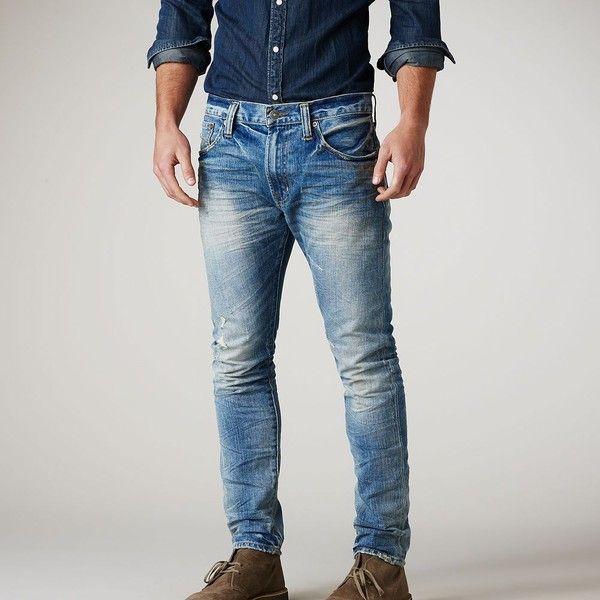 American Eagle Skinny Jeans Mens