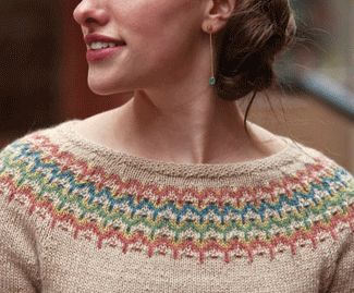 Knitting Patterns Intarsia Free : 104 best Fair Isle Inspiration images on Pinterest Fair ...
