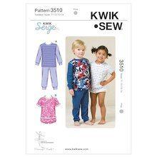 Kwik Sew Pattern K3510 (T1-T2-T3-T4)