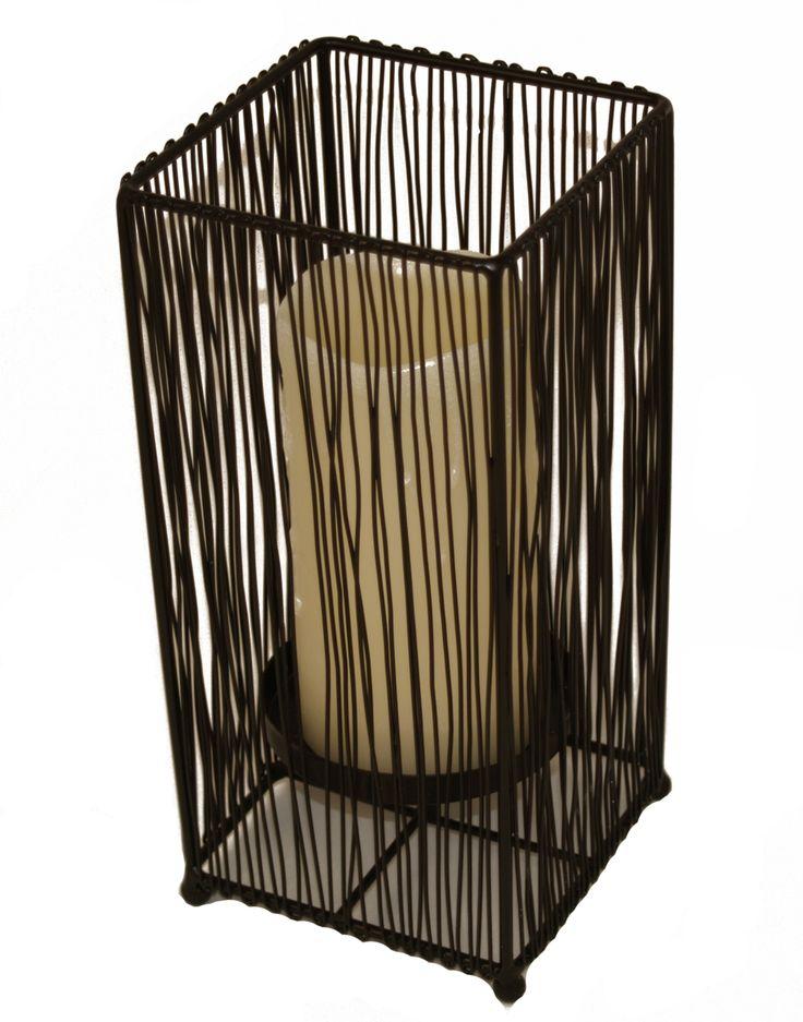 ber ideen zu metall laterne auf pinterest metalle kerzenhalter metall und. Black Bedroom Furniture Sets. Home Design Ideas