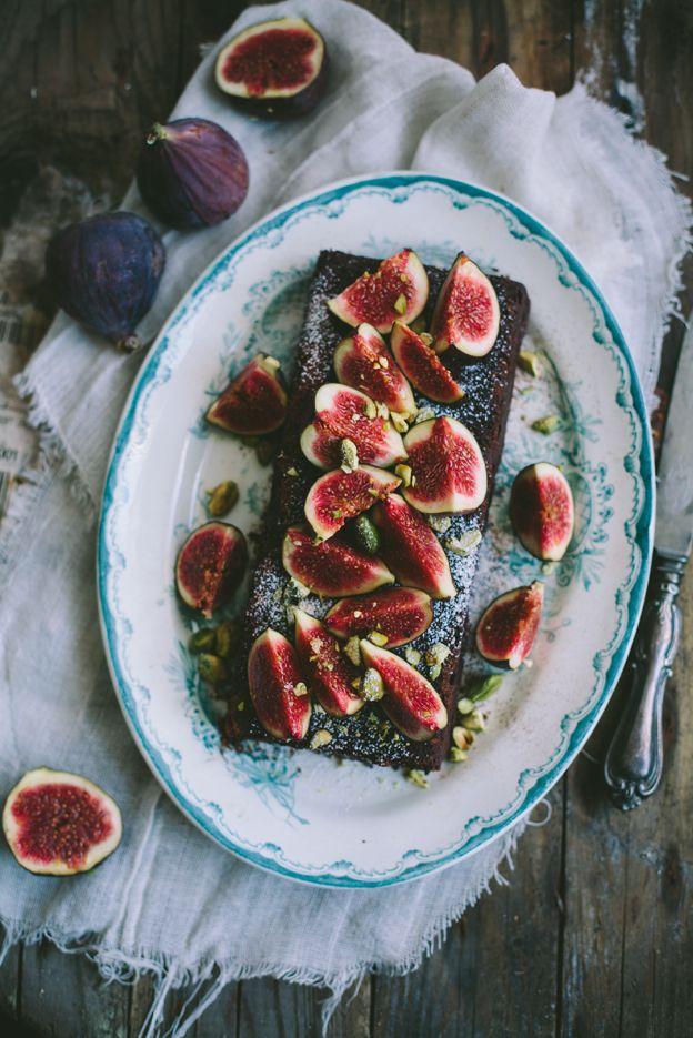 Chocolate Cake | Linda Lomelino