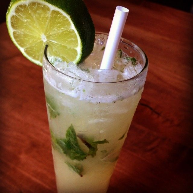This muggy Monday mostly makes a Mexican Mojito mandatory?? #drinkthis ...