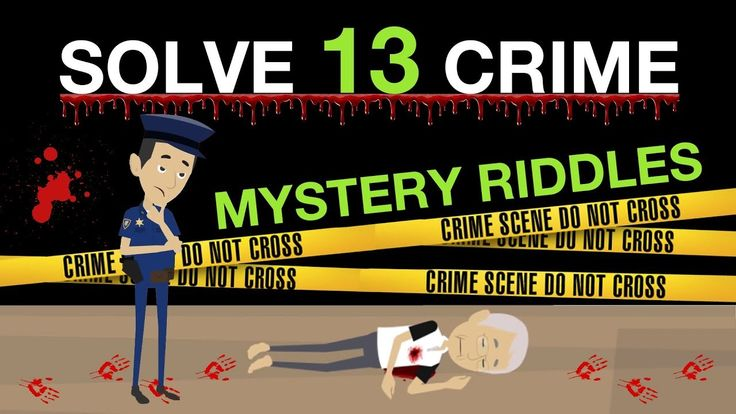 13 Unsolved Mystery Crime Riddles Only Smartest 3 Can