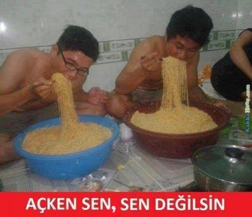 """Açken Sen """"Sen"""" Değilsin! - http://www.kahkahane.com/capsler/acken-sen-sen-degilsin/"""