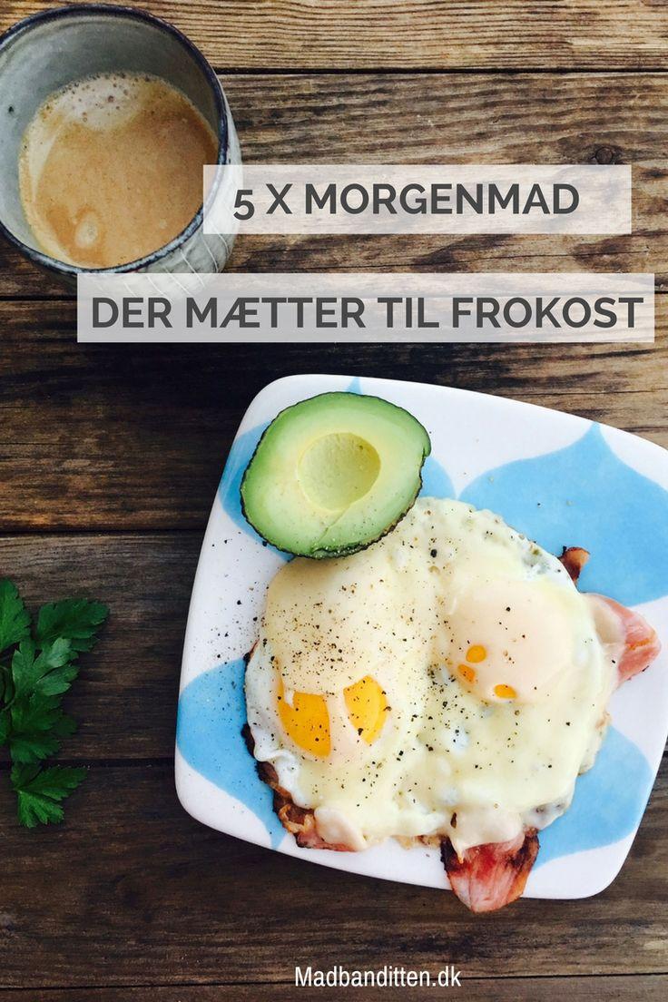 Find al den inspiration du skal bruge til din LCHF morgenmad her. Morgenmad med og uden æg, med og uden mælkeprodukter, morgenmad til striks LCHF etc.
