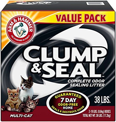 in the picture:Arm & Hammer Clump & Seal Litter, Multi-Cat, 38 Lbs lots of color options – get more info:https://www.amazon.com/dp/B00S82T29W    Welcome to my pros and shortcomings consumer reports of the Arm & Hammer Clump & Seal Litter, Multi-Cat, 38 Lbs . My intent in t...