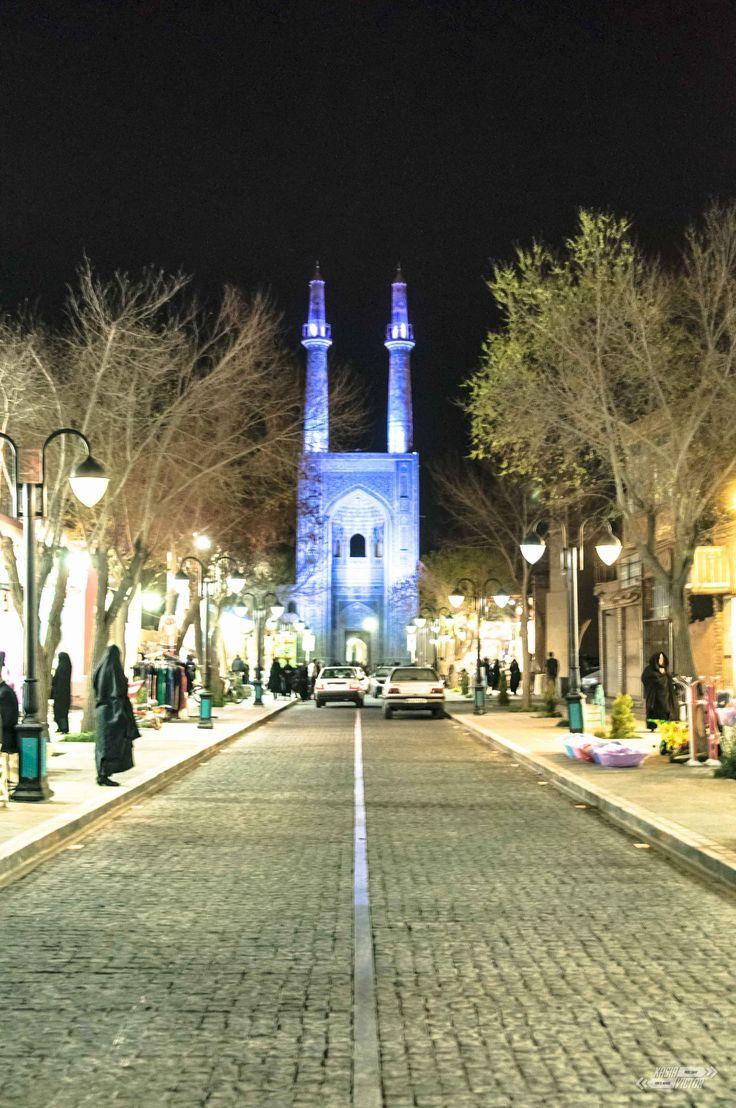 Yazd, una joya encontrada en el desierto - http://www.kasiavictor.com/yazd-una-joya-encontrada-en-el-desierto/