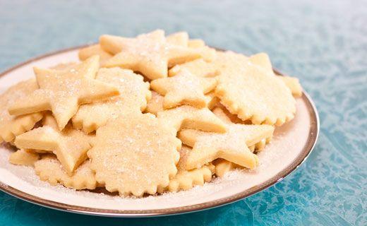 Epicure's Sugar Cookies