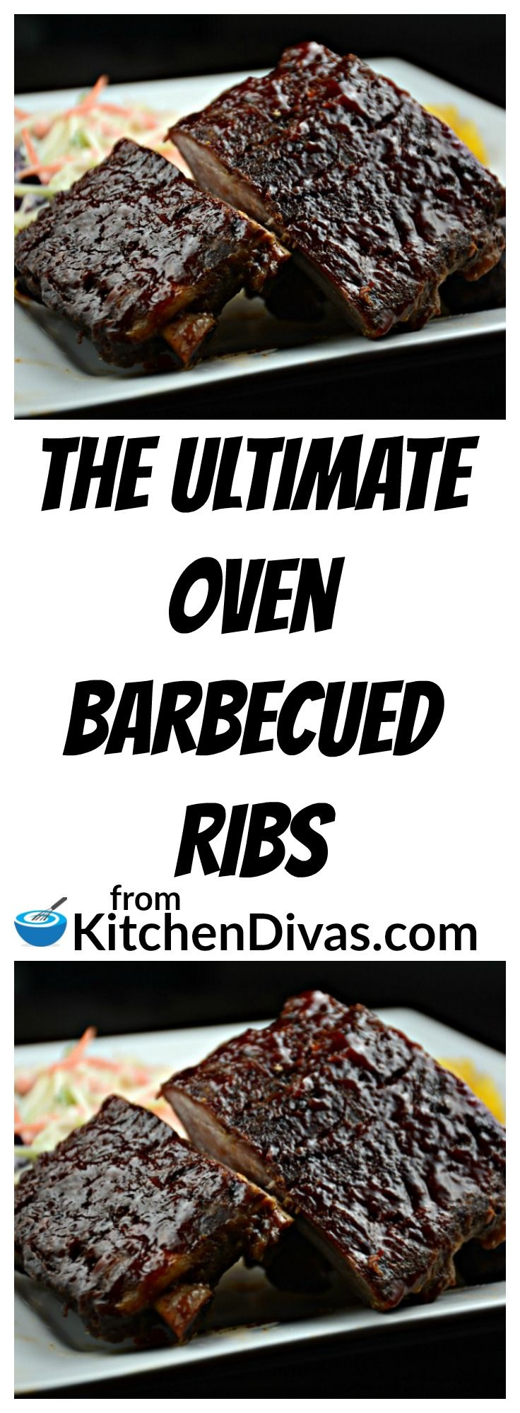 We are a rib family and we love ribs. This recipe for our Ultimate Oven Barbecued Ribs is our favorite and the one we make most often. They take a bit of time to prepare but worth every second. This method is key to delicious, fall of the bone ribs, every time.