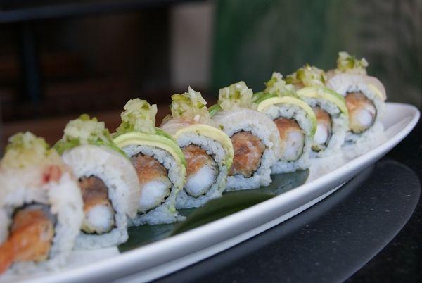 Old Town Menu - Harney Sushi San Diego| Best Sushi in San ...
