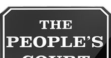 """""""The Peoples Court"""" with Judge Marilyn Milian"""