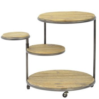 Swivel Circle Table available at Browsers Furniture Co., Limerick www.browsers.ie