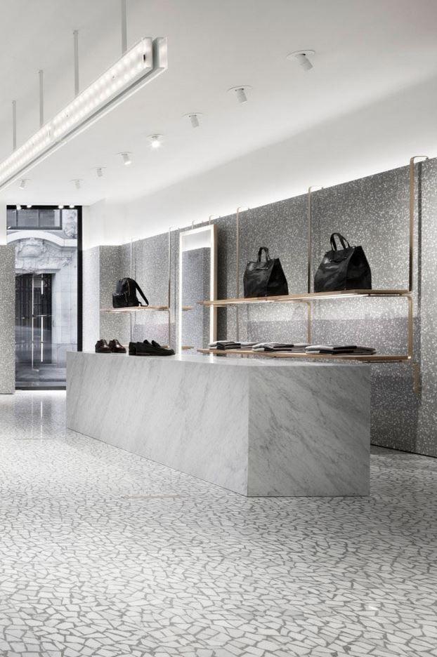 Valentino Man Store - by David Chipperfield