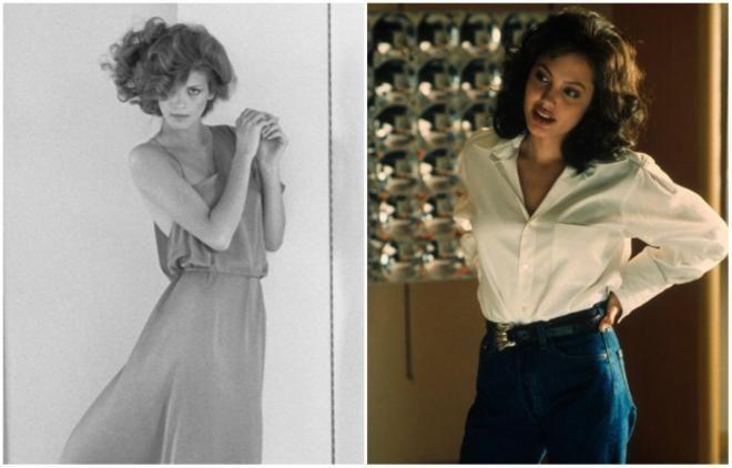 <p>Gia Carangi από την Angelina Jolie<br /> «Gia» 1998</p>