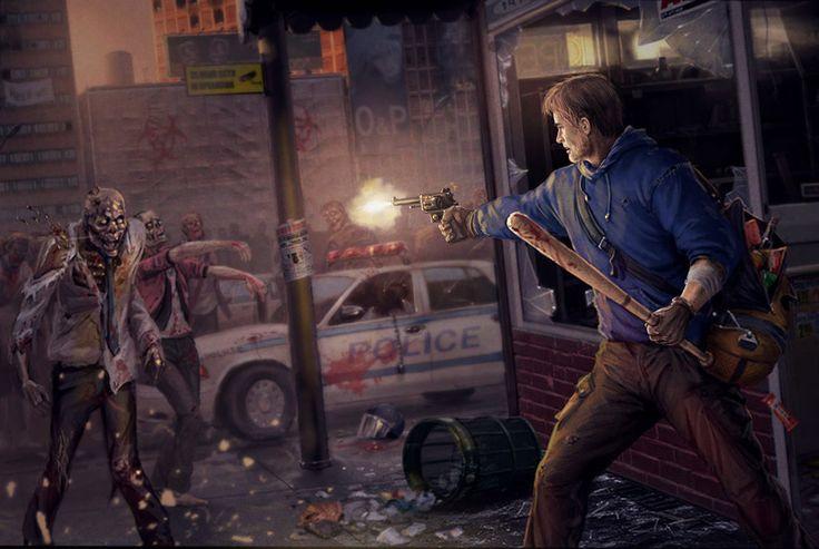 Zombie pandemic by Hokunin.deviantart.com on @deviantART