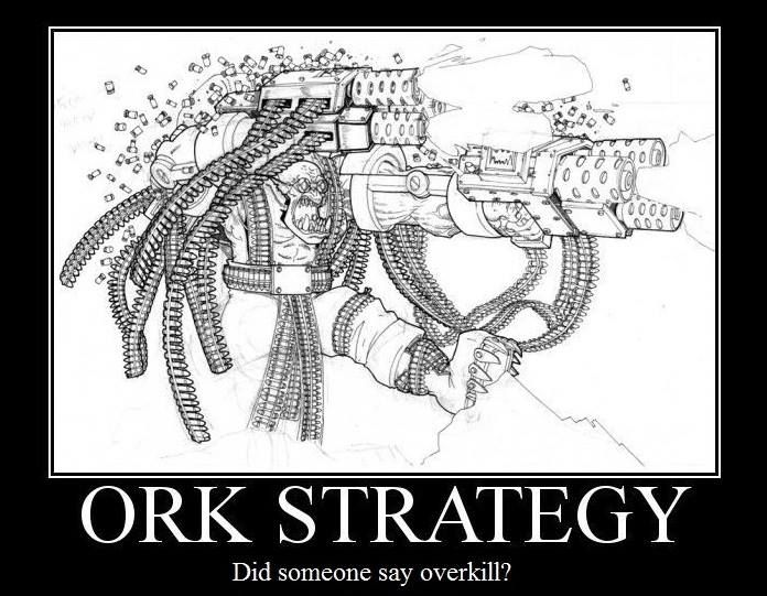 Ork Strategy