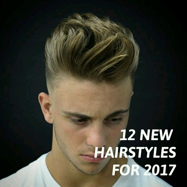 12 New Men's Hairstyles & Haircuts For 2017 — Mens Hairstyles, Haircuts & Beards For 2017 Trends  #mens #hairstyles