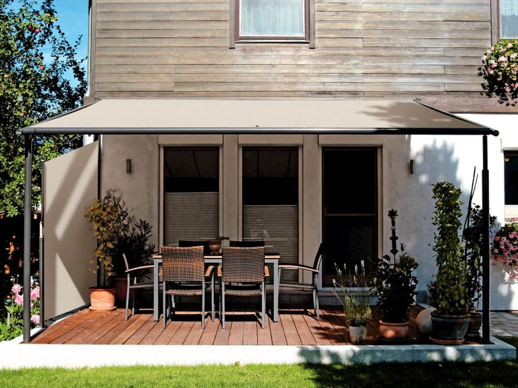 The Markilux Pergola provides shade from sunshine but also has a high wind stability and can be used in rain subject to the unit being installed at the correct pitch, which ensures your garden will be ready for the temperamental British weather.