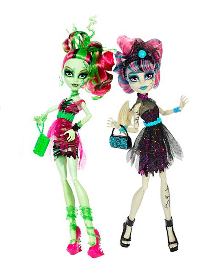 Look what I found on #zulily! Monster High Zombie Shake Rochelle Goyle Doll & Venus McFlytrap Doll by Monster High #zulilyfinds