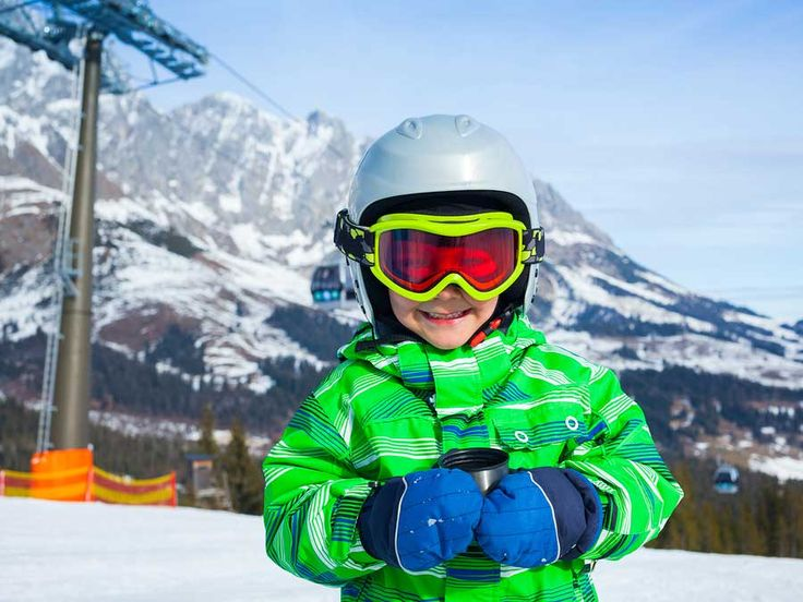 All you need to know for skiing with kids, kids ski clothing, where to go, ski school and what you need for toddlers and young kids for family snow travel.