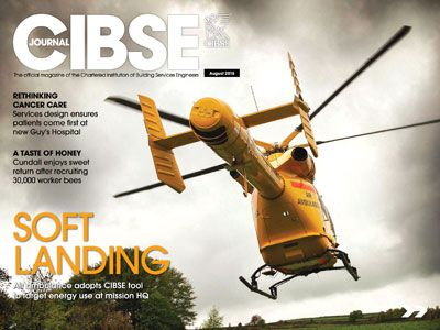 Chartered Institution of Building Services Engineers - CIBSE Journal