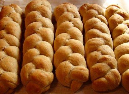 Danish Yule Bread | Farm Bell Recipes