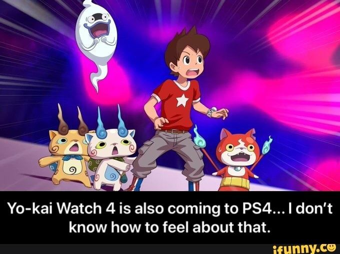 This Episode Finally Someone Understands My Weirdness Thank You Yo Kai Watch For This Beautiful Gift You Have Bestowed Upon Me Kai Anime Youkai Watch