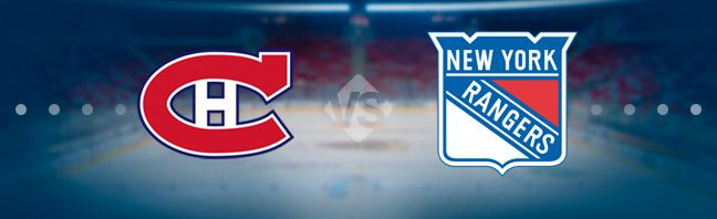 Монреаль Канадиенс - Нью-Йорк Рейнджерс. Прогноз на матч 13.04.2017