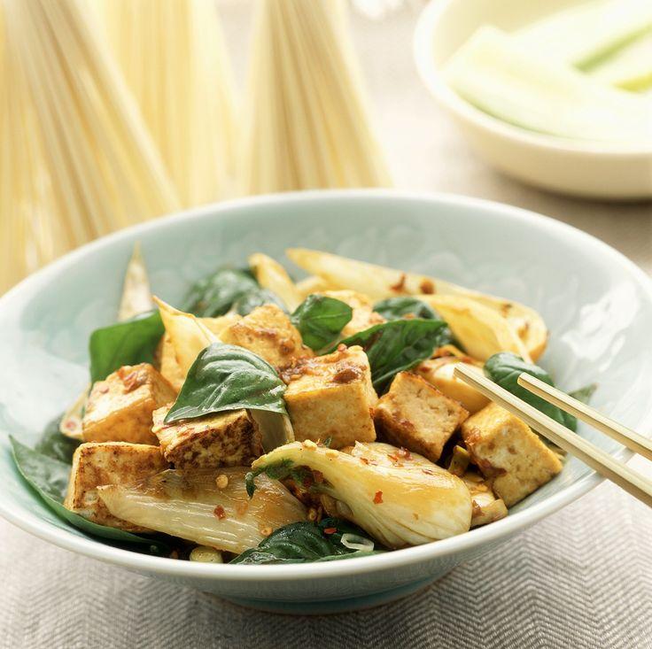 Paksoi mit Tofu - smarter - Zeit: 1 Std. 15 Min. | eatsmarter.de