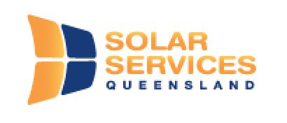 Logo designed by RIS Designs for a solar panel maintenance and servicing company. www.risdesigns.com.au