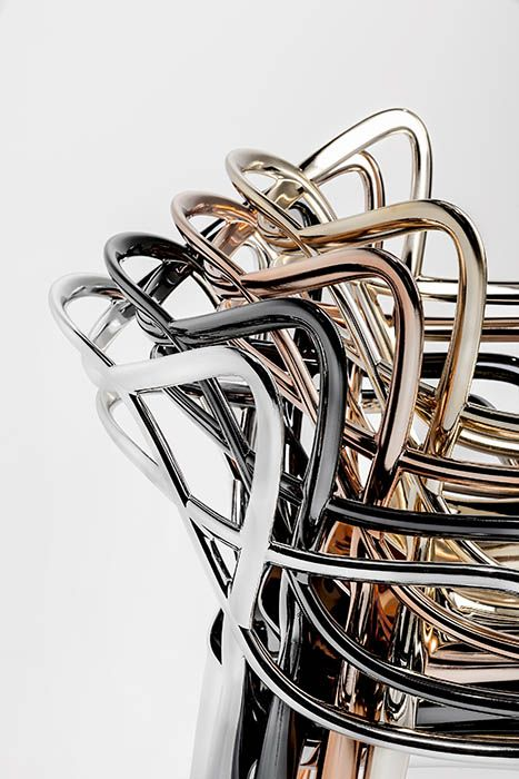 Kartell Metal, a new precious touch | House of Beccaria#