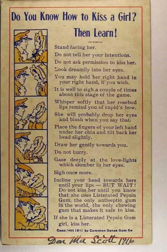Cum săruţi o fată/un băiat