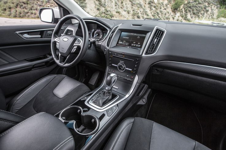 2015-Ford-Edge-Sport-AWD-interior