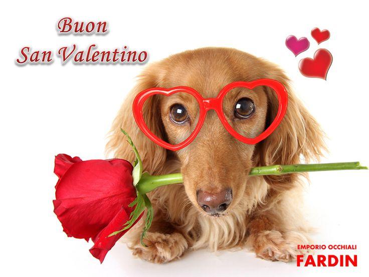 Buon San Valentino! I LOVE MY GLASSES... #LOVE #SanValentino #emporioocchialifardin #ottica #lentiprogressive #SanValentin #Febrero #Cordignano #Treviso #VittorioVeneto #Sacile #Conegliano www.emporioocchialifardin.it