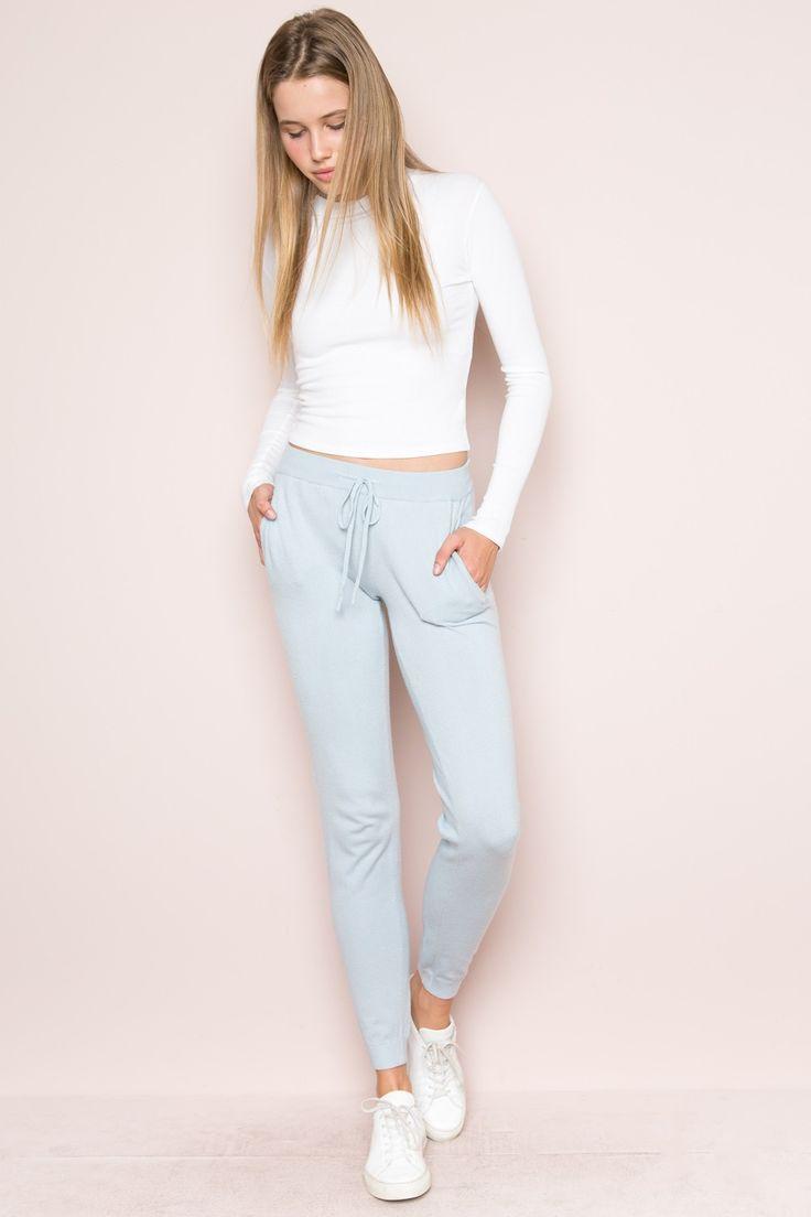 Brandy ♥ Melville | Freddie Sweatpants - Clothing