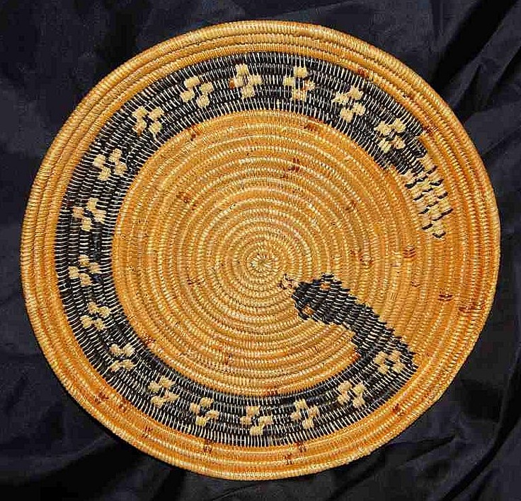 Traditional Native American Basket Weaving : Best images about basketry and weavings on