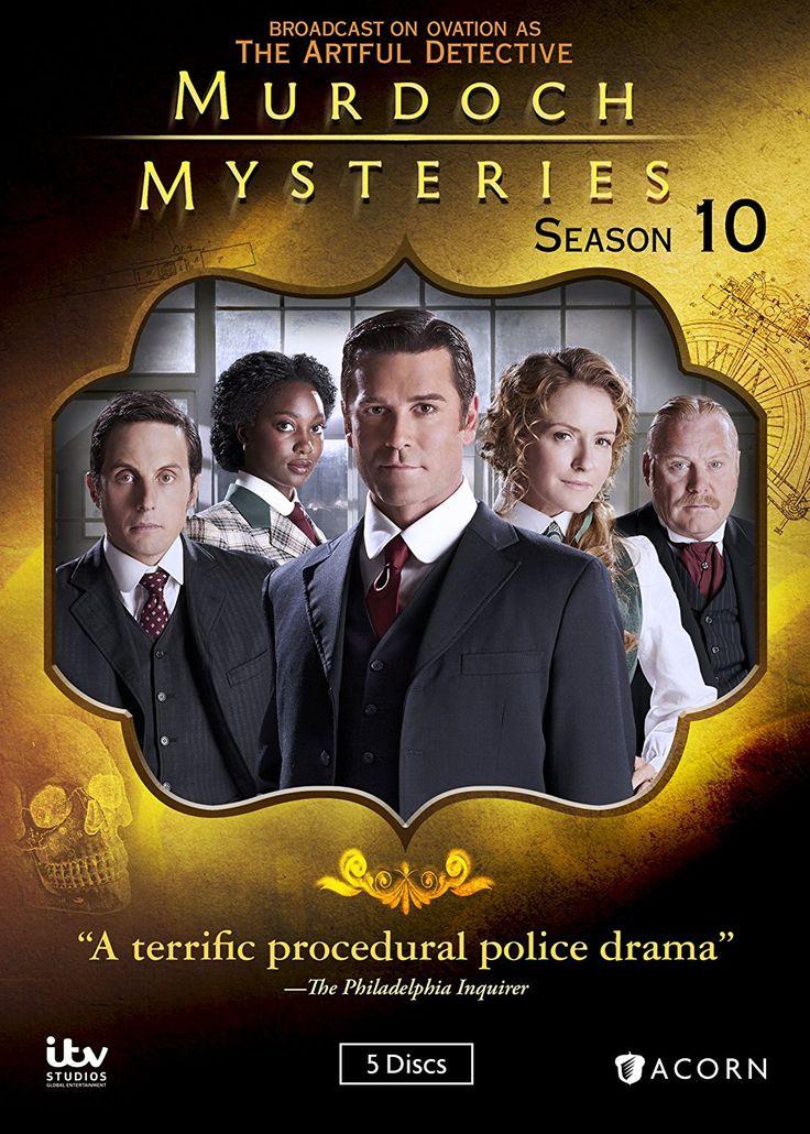 Murdoch Mysteries. Season 10.