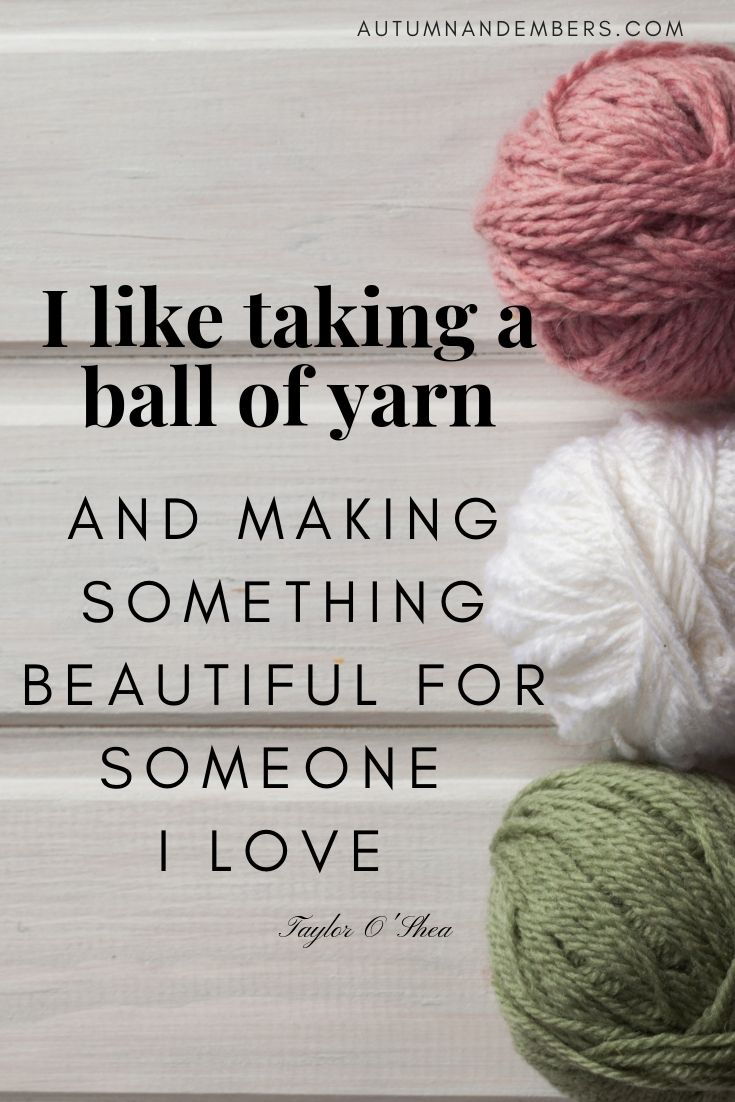 Crocheting Quotes